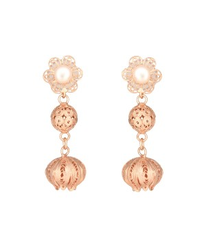 Gulabi Sterling Silver Earrings
