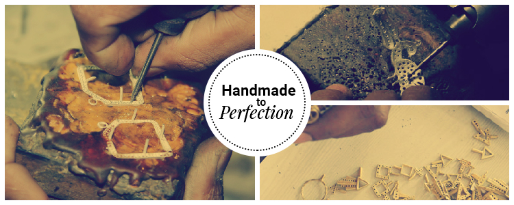 Handcrafted to perfection by our highly skilled artisans
